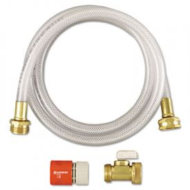 Diversey™ RTD® Water Hook-Up Kit, Switch, On/Off, 3/8dia x 5 ft