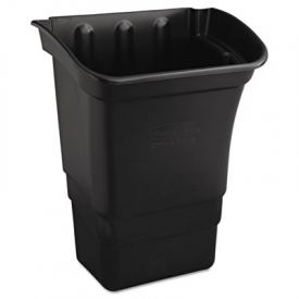Rubbermaid® Commercial Optional Utility Cart Refuse/Utility Bin, 8 Gallon