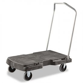 Rubbermaid® Commercial Triple Trolley, 500-lb Capacity