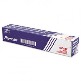 Reynolds Wrap® Metro; Aluminum Foil Rolls, Lighter Gauge, 18