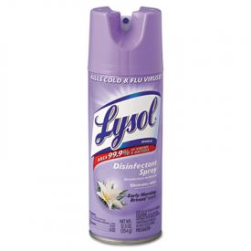 LYSOL® Brand Disinfectant Spray, Breeze Scent, 12.5 oz. Aerosol