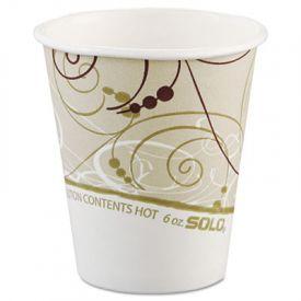 Dart Symphony Paper Hot Cups 6oz