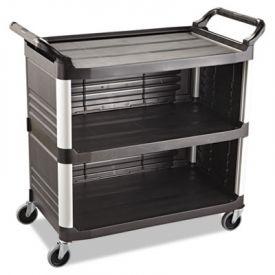 Rubbermaid® Commercial Xtra™ Utility Cart, 300-lb Cap., 20w x 40 5/8d x 37 4/5h
