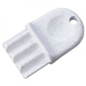 San Jamar® Plastic Toilet Tissue Dispenser Key, R4000, R4500