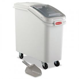 Rubbermaid® Commercial ProSave™ Mobile Ingredient Bin, 20.57 Gallon