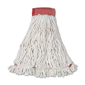Rubbermaid® Commercial Web Foot Wet Mop, Cotton/Synthetic, Large