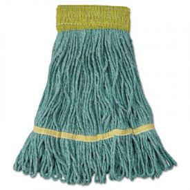 Boardwalk® Mop Head, Super Loop Head, Cotton/Synthetic, SMALL
