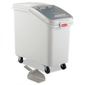 Rubbermaid® Commercial ProSave™ Mobile Ingredient Bin, 26.18 Gallon