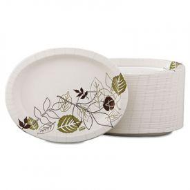 Dixie® Pathways; Heavyweight Oval Platters, 8 1/2 x 11