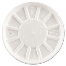 Dart® Vented Foam Lids, Fits 6-32oz Cups