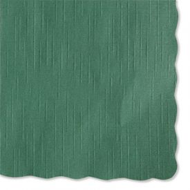 Hoffmaster® Placemats, 9 1/2 x 13 1/2, Hunter Green