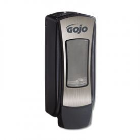 GOJO® AMX-12; Dispenser, 1250ML, Brushed Chrome/Black