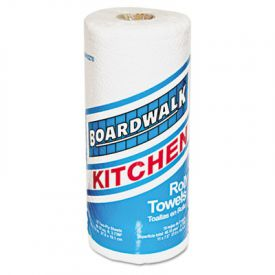 Boardwalk® Household Perforated Towel Rolls, 2-Ply, White, 11 x 8