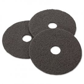 3M Black Stripper Floor Pads 7200, 17