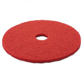 3M Red Buffer Floor Pads 5100, 20