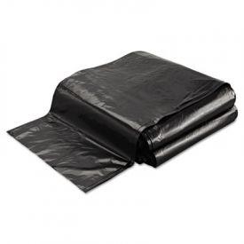 FlexSol Low Density Economy Ecosac, 40 x 48, 45-Gallon, 1.0 Mil, Black