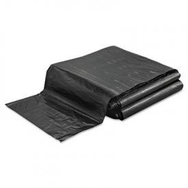 FlexSol Low Density Economy Ecosac, 40 x 48, 45-Gallon, 1.5 Mil, Black