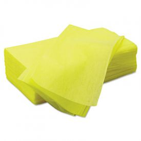Chix® Masslinn® Dust Cloths, 22 x 24, Yellow