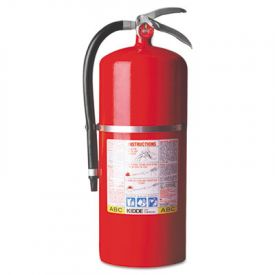 Kidde ProPlus™ 20 MP Dry-Chemical Fire Extinguisher, 20-A, 95psi