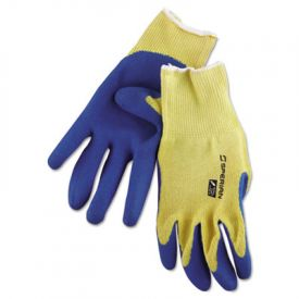 Honeywell Tuff-Coat II KEVLAR Gloves, Blue/White, Extra Large