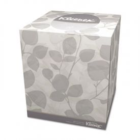 Kleenex® White Facial Tissue, 2-Ply, Pop-Up Box
