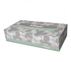 Kleenex® Naturals Facial Tissue, 2-Ply, White