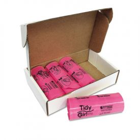 Stout® Tidy Girl Feminine Hygiene Sanitary Disposal Bags