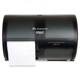 Georgia Pacific® Coreless Side-by-Side Double Roll Tissue Dispenser