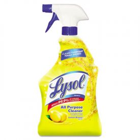 LYSOL® Brand II Ready-to-Use All-Purpose, Lemon, 32 oz Spray Bottle