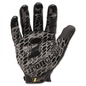 Ironclad Box Handler Gloves, Pair, Black, Large