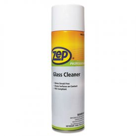 Zep® Professional Glass Cleaner, 12 oz Can