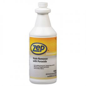 Zep® Professional Stain Remover with Peroxide, Quart Bottle