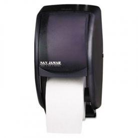 San Jamar® Duett Classic Standard Toilet Tissue Dispenser, 2 Roll