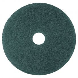 3M Blue Cleaner Pads 5300, 14-Inch, Blue