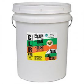 CLR® PRO Calcium, Lime and Rust Remover, 5 Gal Pail