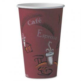 SOLO Bistro Paper Cups 16oz, 1,000ct.