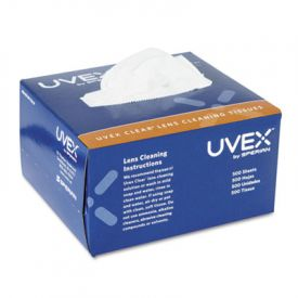 Uvex™ by Honeywell Clear® Lens Cleaning Moistened Towelettes