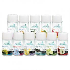 TimeMist® Metered Aerosol Fragrance Dispenser Refills, Assorted, 6.6 oz