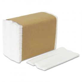 Georgia Pacific® HyNap Tall Fold Dispenser Napkins, 1-Ply, 7 x 13-1/2