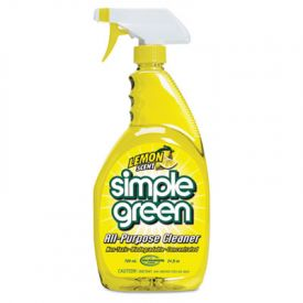 Simplegreen® All-Purpose Cleaner/Degreaser, Lemon, 24oz, Bottle