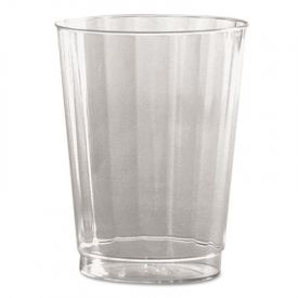 WNA Classic Crystal; Fluted Tumblers, 10 oz., Clear