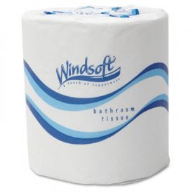 Windsoft® Embossed Bath Tissue, 4 1/2