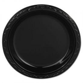 Genpak® Silhouette® Plastic Plate, 9