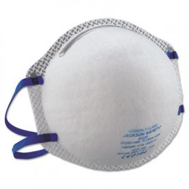Jackson Safety* M10 Particulate Respirator, N95, White
