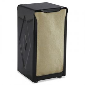 San Jamar® Tabletop Napkin Dispenser, Tall Fold, Cap. 150