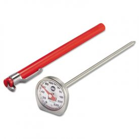 Rubbermaid® Commercial Pelouze® Industrial-Grade Pocket Thermometer, 0