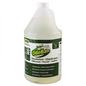OdoBan® Concentrated Odor Eliminator, Eucalyptus, 1 Gal, Bottle