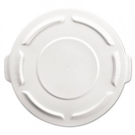 Rubbermaid® Commercial Vented Round Brute Lid, 19 7/8