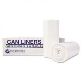 Inteplast Group HD Can Liners Value Pack, 36 x 58, 55-Gallon, 13 Microns