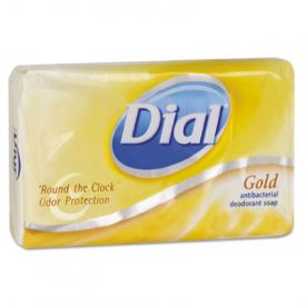Dial® Gold Bar Soap®, Fresh Bar, 3.5 oz Box